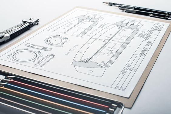 ideazione e progettazione di orologi